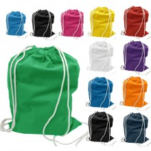 COTTON DRAWSTRING BAGS -FEJ02