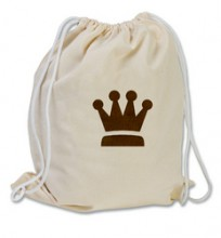 COTTON DRAWSTRING BAGS -FEJ06