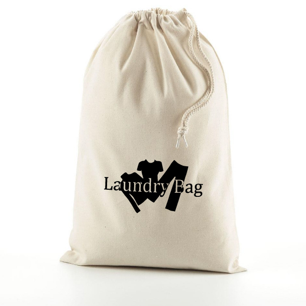COTTON DRAWSTRING BAGS -FEJ07
