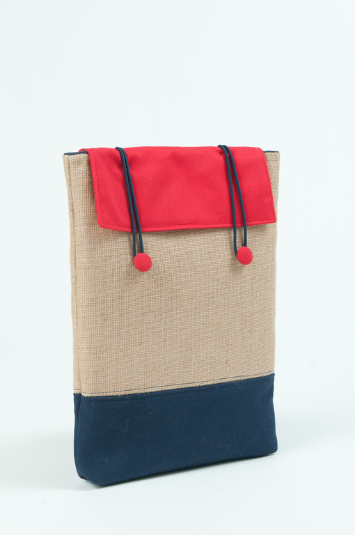 JUTE CONFERENCE BAGS -FEB01