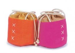 JUTE DRAWSTRING BAGS -FED01