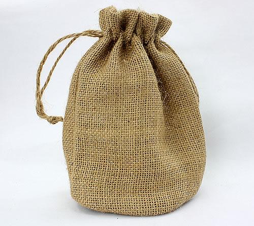 JUTE DRAWSTRING BAGS -FED02