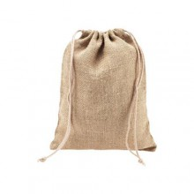 JUTE DRAWSTRING BAGS -FED04