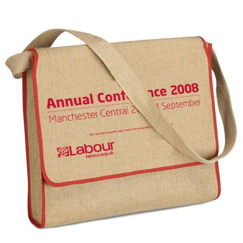 JUTE CONFERENCE BAGS -FEB15