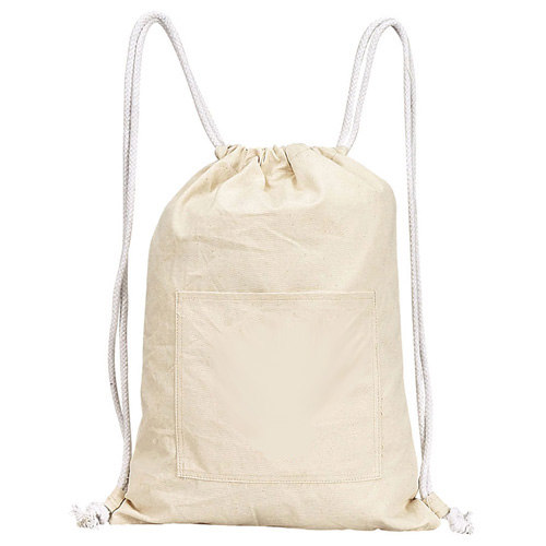 COTTON DRAWSTRING BAGS -FEJ17