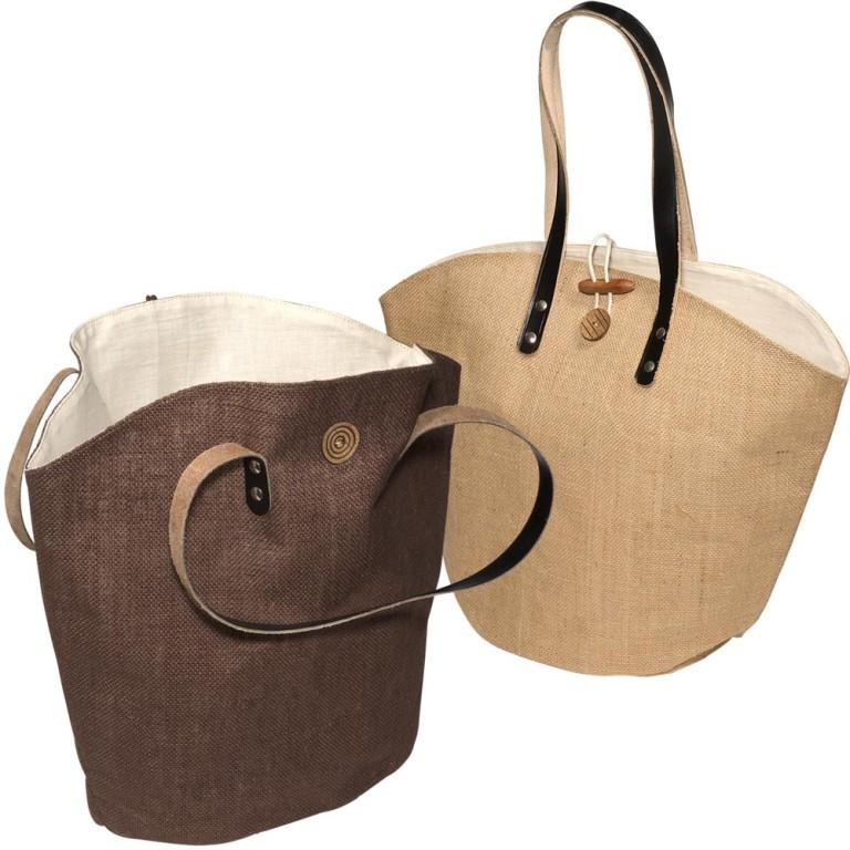 custom promotional jute tote bags