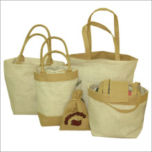 multi king jute bag