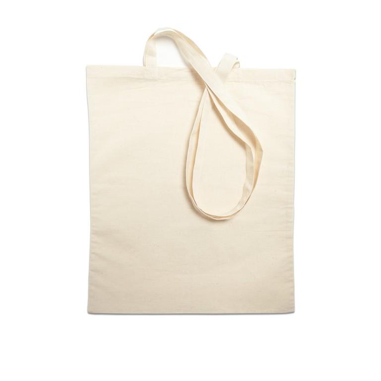 natural canvas cotton bag