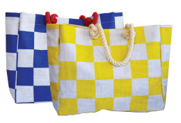 superwhite jute bag